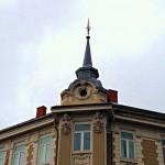 Spir og tårn på St. Hanshaugen