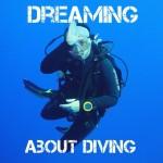 Jeg drømmer om dykking når jeg ikke er i vannet. :-)