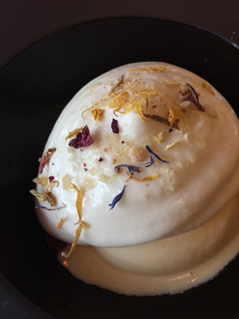 Hanami - Pasjonsfrukt dessert