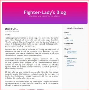 fighterlady