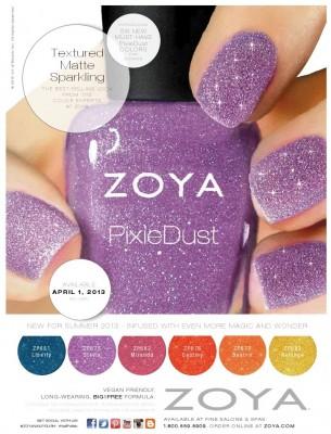 Zoya Summer Pixie Dust