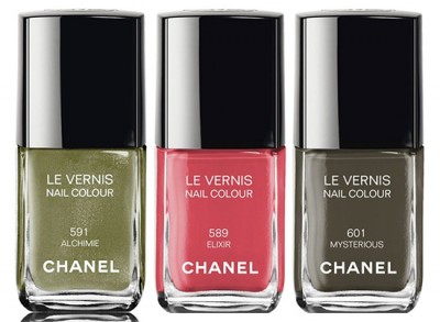 chanel fall 2013 vernis