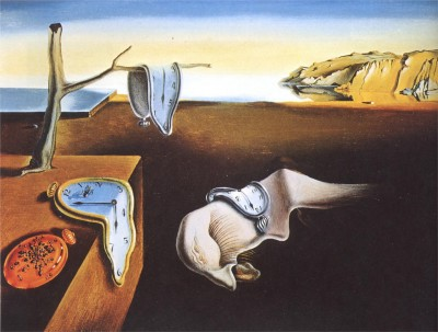 Salvador Dali ~ The Persistence of Memory ~ 1931