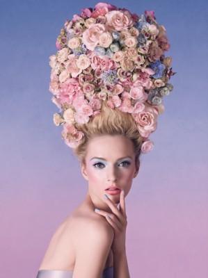 Daria Strokous for Dior Trianon Spring 2014