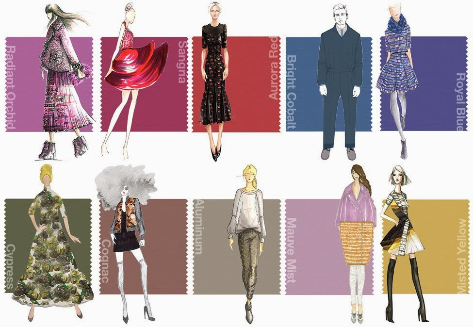 Colores-Pantone-Fall-Winter-2014-2015
