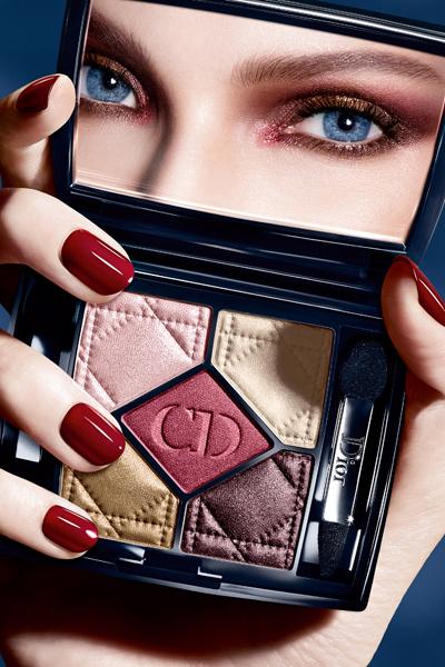 Dior-Fall-2014-5-Couleurs-Eyeshadow-Palette