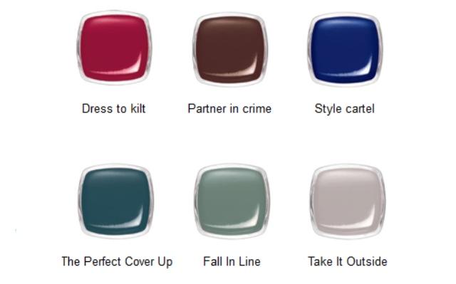 Essie-Fall-2014-Dress-to-Kilt-Swatches