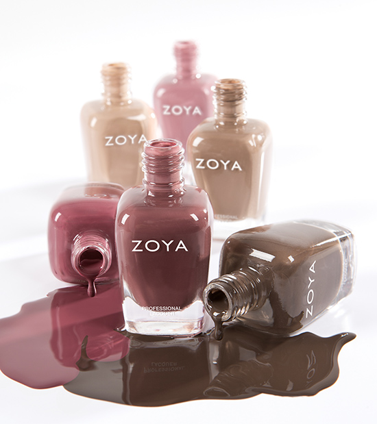 Zoya Natural Fall 2014