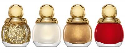 "Dior ""Golden Shock"" Holiday 2014: Diorific Vernis"