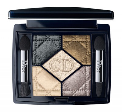 "Dior ""Golden Shock"" Holiday 2014: Dior 5 Couleurs Eyeshadow in Golden Reflections #046"