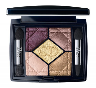 "Dior ""Golden Shock"" Holiday 2014: Dior 5 Couleurs Eyeshadow in Golden Shock #756"