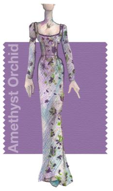 Pantone Fall 2015 10 Amethyst Orchid