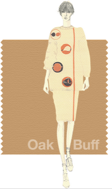 Pantone Fall 2015 4 Oak Buff