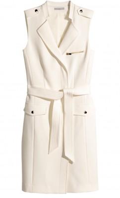 Ermeløs kjole fra H&M