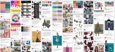Pinterest Pantone Fall 2015